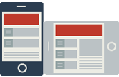 Sites mobiles et responsive design